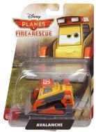 Disney Pixar Planes Fire & Rescue Diecast Pitty Vehicle - Avalanche